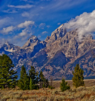 Grand Teton, Wyoming 2010