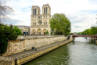 Notre Dame, May 2015