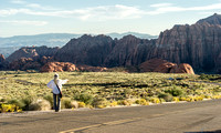 Snow Canyon, Utah 2012