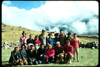 The expedition team. 1979