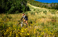 Spiro trail, Park City 8-20-13